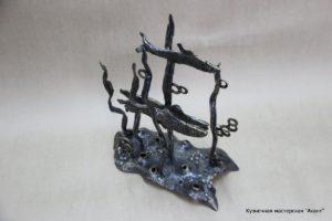 """Скульптура """"Подводный мир"""""""