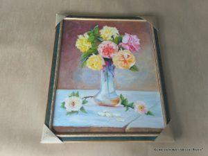 """Картина """"Желтые розы"""" 50*40"""
