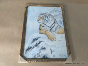 "Картина ""Сибирский тигр"""